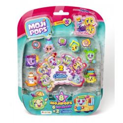 Magic Box Toys MOJI POPS Zestaw Figurek Seria 2 Glitter Błyszczące 9840