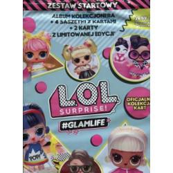 L.O.L SURPRISE ZESTAW STARTOWY ALBUM KOLEKCJONERA 0948