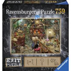 RAVENSBURGER Exit Puzzle KUCHNIA CZAROWNICY 199525