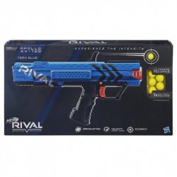 Hasbro NERF RIVAL Helios XVIII-700 Niebieski Wyrzutnia Kulek E3379
