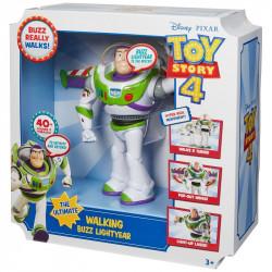 Toy Story 4 Interaktywny Mówiący BUZZ ASTRAL GDB92