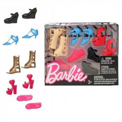 MATTEL Zestaw butów dla lalek Barbie SANDAŁY FCR93