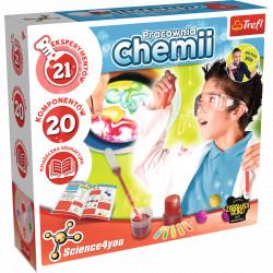 TREFL Science4You PRACOWNIA CHEMII 61116