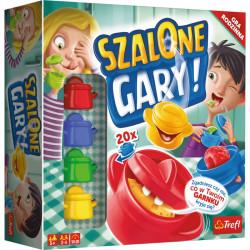 Trefl Gra Rodzinna SZALONE GARY 01767