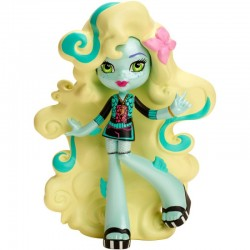 Mattel - CFC88 - Monster High - Winylowa Figurka - Lagoona Blue