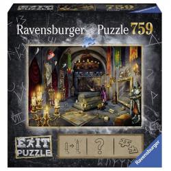 RAVENSBURGER Exit Puzzle ZAMEK RYCERSKI 199556