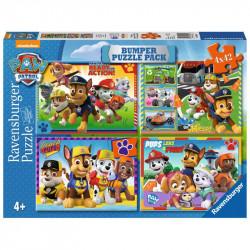 RAVENSBURGER Puzzle 4x42el. PSI PATROL 069644