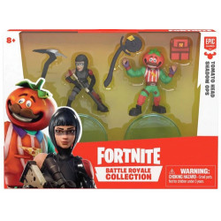 Epic Games FORTNITE Dwupak Figurek TOMATO HEAD i SHADOW OPS 63537