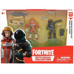 Epic Games FORTNITE Dwupak Figurek MISSION SPECIALIST i DARK VOYAGER 63540