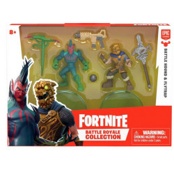 Epic Games FORTNITE Dwupak Figurek BATTLE HOUND i FLYTRAP 63538