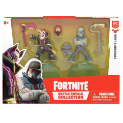 Epic Games FORTNITE Dwupak Figurek DRIFT i ABSTRAKT 63536