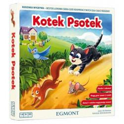 EGMONT Gra Rodzinna KOTEK PSOTEK 7355