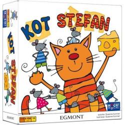 EGMONT Gra Zręcznościowa KOT STEFAN 5986