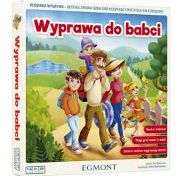 EGMONT Gra Rodzinna WYPRAWA DO BABCI 8956