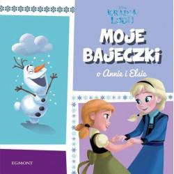EGMONT Książka dla Dzieci Moje Bajeczki O ANNIE I ELSIE 2383