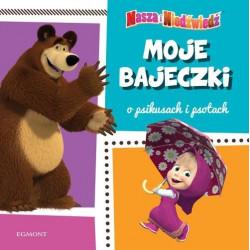 EGMONT Książka dla Dzieci Moje Bajeczki O PSIKUSACH I PSOTACH 2376