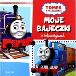 EGMONT Książka dla Dzieci Moje Bajeczki O LOKOMOTYWACH 0105