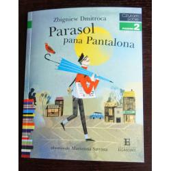 EGMONT Książka dla Dzieci Poziom 1 Czytam Sobie PARASOL PANA PANTALONA 1210