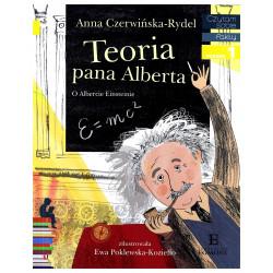 EGMONT Książka dla Dzieci Poziom 1 Czytam Sobie TEORIA PANA ALBERTA O Albercie Einsteinie 1258