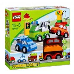 LEGO DUPLO 10552 Kreatywne Auta