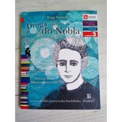 EGMONT Książka dla Dzieci Poziom 3 Czytam Sobie DROGA DO NOBLA 5681