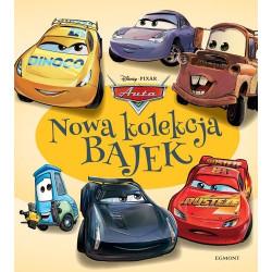 EGMONT Nowa Kolekcja Bajek AUTA CARS 0920