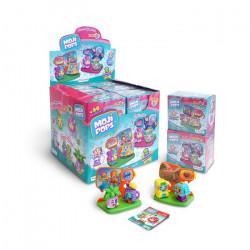 Magic Box Toys MOJI POPS Seria2 Two Story Box 4 Figurki 0808