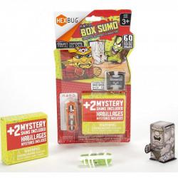 HEXBUG Nano Box Sumo Single ROBACZEK Z NAKŁADKAMI 427-6586