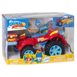 Magic Box Toys SUPER ZINGS Monster Roller i Figurki 9680