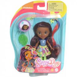 Mattel Sunny Day LALKA ROX Z WŁOSAMI DO STYLIZACJI FBN68