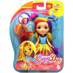 Mattel Sunny Day LALKA SUNNY Z WŁOSAMI DO STYLIZACJI FBN66