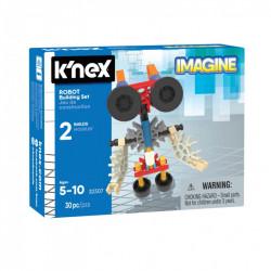 K'NEX IMAGINE Klocki Konstrukcyjne 30 el. ROBOT 32307