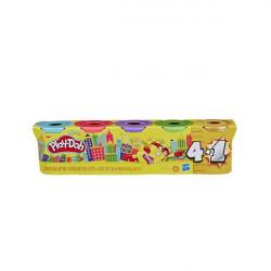 Ciastolina Play-Doh Złota Tubki 4+1 E8144