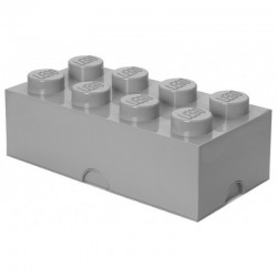 LEGO Pojemnik 8 na Zabawki Szary 5688