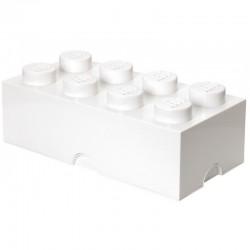 LEGO Pojemnik 8 na Zabawki Biały 0454