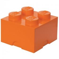 LEGO Pojemnik 4 na Zabawki Pomarańczowy 6035