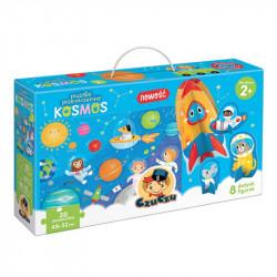 CzuCzu Puzzle Przestrzenne KOSMOS 6500956