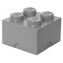 LEGO Pojemnik 4 na Zabawki Szary