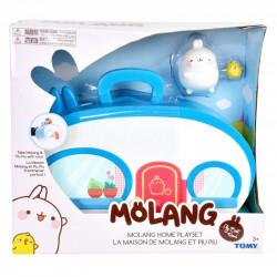 Tomy MOLANG Domek Molanga + Akcesoria L66032