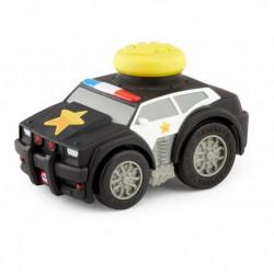 LITTLE TIKES Samochód z Dźwiękiem i Napędem SLAMMIN' RACERS RADIOWÓZ POLICYJNY 647956