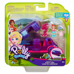 Mattel POLLY POCKET Limuzyna GGC41