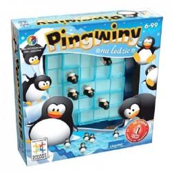 Granna - SG155PL - Gra Logiczna - Pingwiny na Lodzie