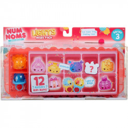 MGA ENTERTAINMENT Num Noms Zestaw LIGHT MEGA PACK 548799