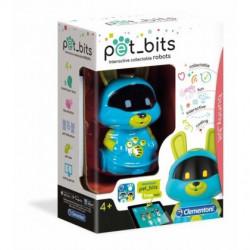 Clementoni Pet-Bits INTERAKTYWNY KRÓLIK ROBOT 50129
