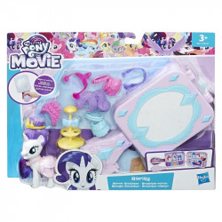 Hasbro My Little Pony KUCYK PONY LUSTERKO I AKCESORIA E0187