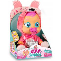 IMC TOYS Lalka Płacząca Prawdziwymi Łzami CRY BABIES LALKA FLAMING 097056