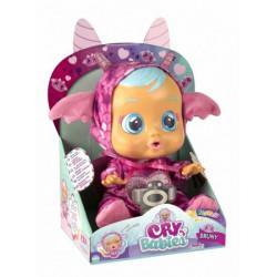 IMC TOYS Lalka Płacząca Prawdziwymi Łzami CRY BABIES LALKA BRUNY 099197