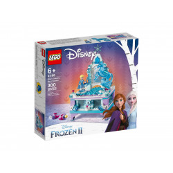 LEGO 41168 Disney Kraina Lodu Frozen 2 SZKATUŁKA NA BIŻUTERIĘ ELSY