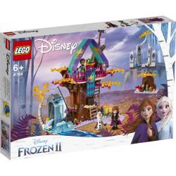 LEGO 41164 Disney Kraina Lodu Frozen 2 ZACZAROWANY DOMEK NA DRZEWIE