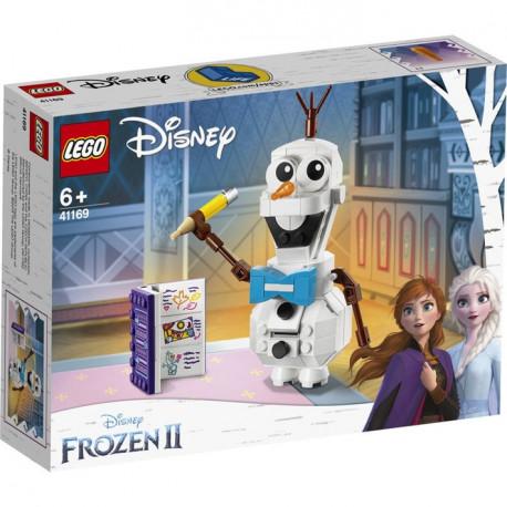 LEGO 41167 Disney Kraina Lodu Frozen 2 ZAMKOWA WIOSKA W ARENDELLE